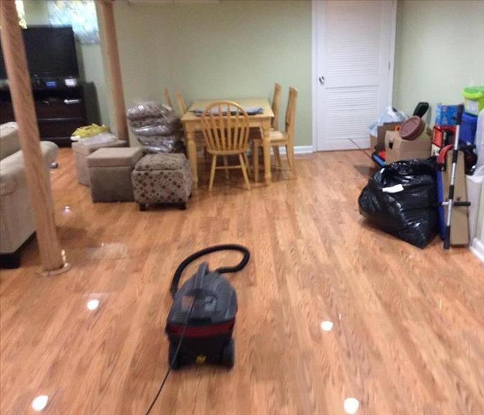 Water Damage in Freehold, NJ Before