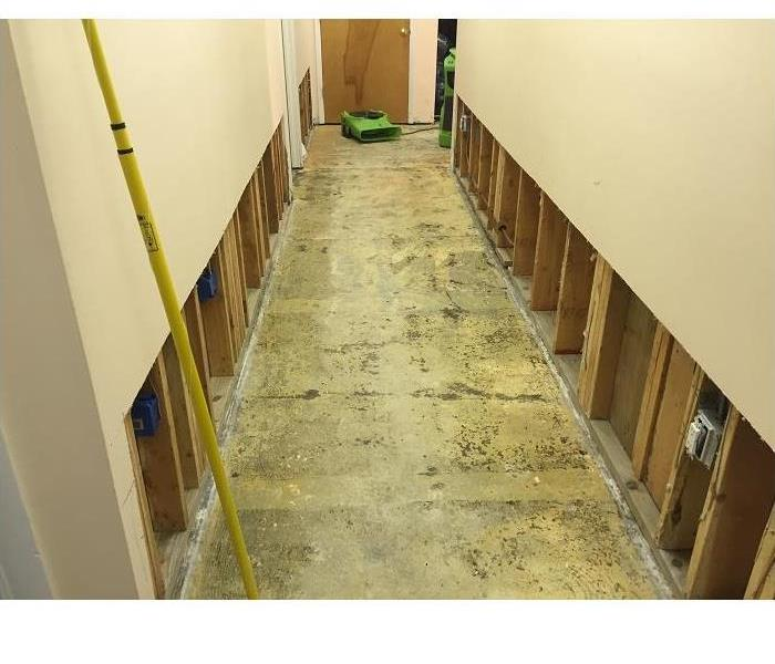 Commercial Water Damage After