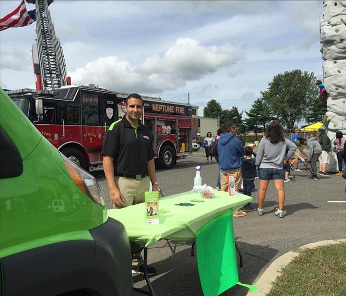 SERVPRO of Howell/Wall at Neptune Day