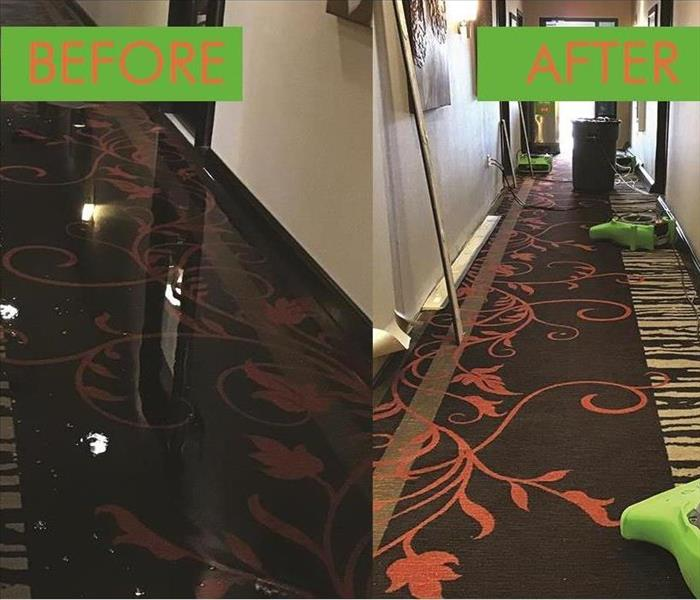 SERVPRO of Howell/Wall Water Damage