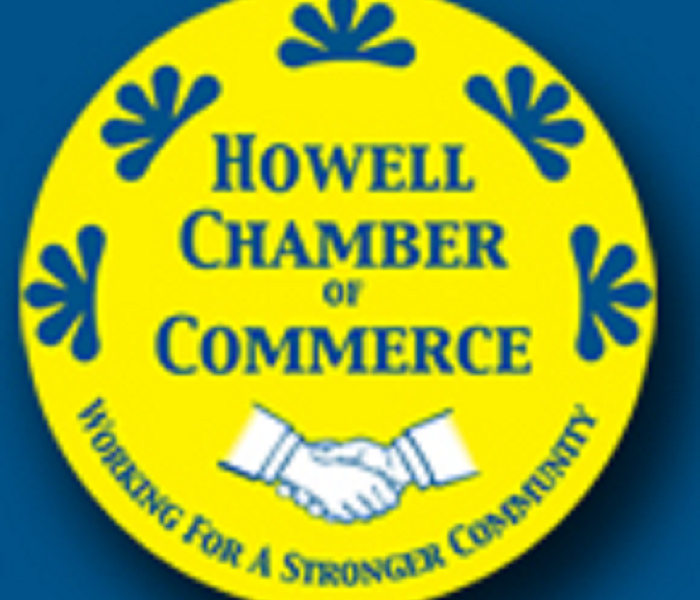 Community SERVPRO of Howell/Wall Joins Howell Chamber of Commerce