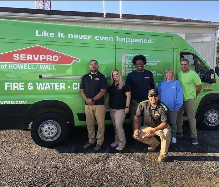 SERVPRO of Howell/Wall Team