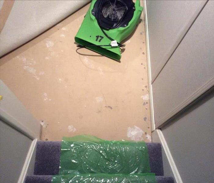 Why SERVPRO No Water Removal Job is too Small for SERVPRO of Howell/Wall!