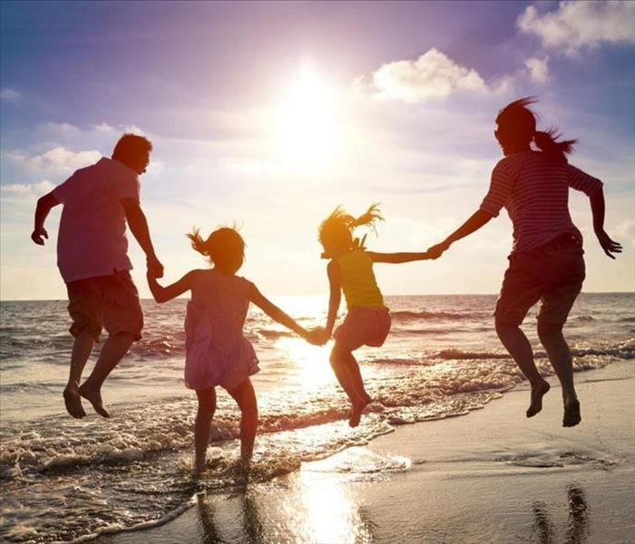 General Keys to a Safe Family Summer